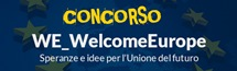 concorso WE WelcomeEurope