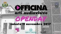 Open Day Officina Arti Audiovisive