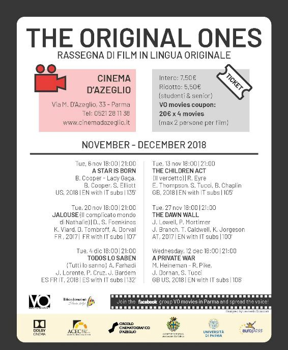 TheOriginalOnes nov2018