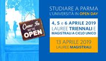 openday unipr 2019 web