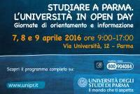 openday unipr 2016